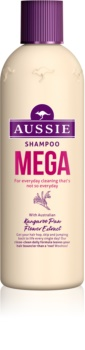 Aussie Mega šampon pro každodenní mytí vlasů