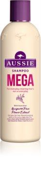 Aussie Mega shampoing usage quotidien
