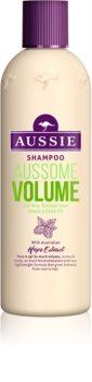 Aussie Aussome Volume champú para cabello fino y lacio