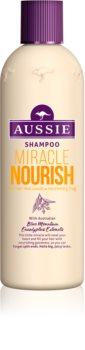 Aussie Miracle Nourish champú nutritivo para cabello