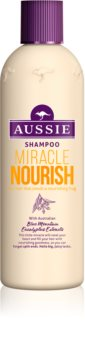 Aussie Miracle Nourish Närande schampo för hår