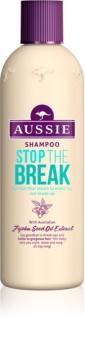 Aussie Stop The Break shampoing anti-cheveux cassants