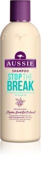 Aussie Stop The Break шампунь проти ламкості волосся