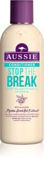 Aussie Stop The Break odżywka przeciw łamliwości włosów