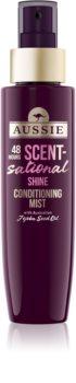 Aussie Scent-sational Shine spray idratante per capelli brillanti e morbidi