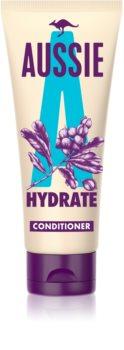 Aussie Hydrate Miracle Balsam pentru păr uscat și deteriorat.