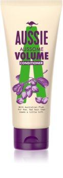 Aussie Aussome Volume acondicionador para cabello fino y lacio