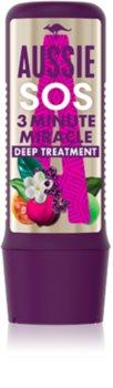 Aussie SOS Deep Repair masque régénérateur en profondeur pour cheveux