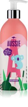 Aussie Miracle Moisture Kosteuttava Hiustenpesuaine