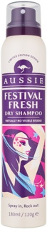 Aussie Festival Fresh champú en seco en spray