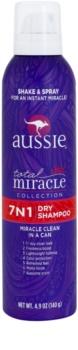 Aussie Total Miracle Collection champú en seco en spray