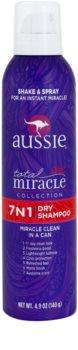 Aussie Total Miracle Collection suchý šampon ve spreji