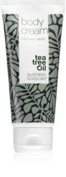 Australian Bodycare Intensive Repair creme corporal com óleo de tea tree