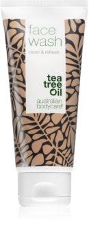 Australian Bodycare clean & refresh oczyszczający żel do twarzy z olejkiem z drzewa herbacianego