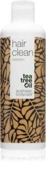 Australian Bodycare Hair Clean champú para cabello seco y cuero cabelludo sensible  con aceite de árbol de té
