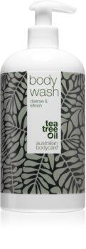 Australian Bodycare clean & refresh гель для душа с маслом чайного дерева