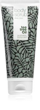 Australian Bodycare deep clean почистващ пилинг за тяло  с Tea Tree oil