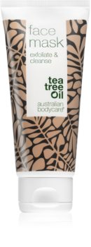 Australian Bodycare exfoliate & cleanse Cleansing Clay Face Mask With Tea Tree Oil