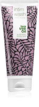 Australian Bodycare Before Shaving gel para higiene íntima com óleo de tea tree