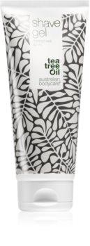 Australian Bodycare Shave Gel gel na holení s Tea Tree oil