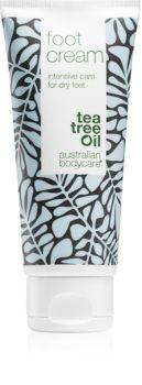 Australian Bodycare Foot Cream creme de pés com óleo de tea tree