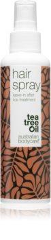 Australian Bodycare Hair Spray spray paral cabello  con aceite de árbol de té