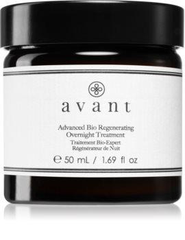 Avant Bio Activ+ Advanced Bio Regenerating Overnight Treatment tratamiento regenerador de noche con efecto antiarrugas