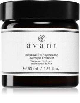 Avant Bio Activ+ Advanced Bio Regenerating Overnight Treatment відновлюючий нічний догляд проти розтяжок та зморшок
