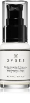 Avant Age Protect & UV Flawless Energising & Oxygenating Caffeine 2-1 Face & Eye Serum energizujúce sérum na tvár a očné okolie