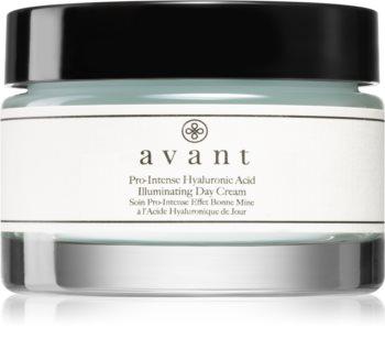 Avant Age Radiance Pro-Intense Hyaluronic Acid Illuminating Day Cream rozjaśniający krem na dzień o działaniu przeciwzmarszczkowym