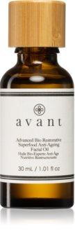 Avant Limited Edition Advanced Bio Restorative Superfood Facial Oil Ulei de infrumusetare pentru regenerarea și reînnoirea pielii