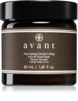 Avant Age Defy+ maseczka intensywnie liftingująca do twarzy i szyi