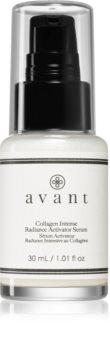 Avant Age Radiance Collagen Intense Radiance Activator Serum przeciwzmarszczkowe serum rozjaśniające z kolagenem