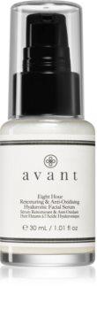 Avant Age Nutri-Revive Eight-hour Anti-Oxidising & Retexturing Hyaluronic Facial Serum захисна антиоксидантна сироватка проти пігментних плям