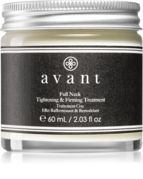 Avant Age Defy+ Full Neck Tightening & Firming Treatment Cremă cu efect de netezire și fermitate