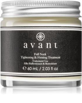 Avant Age Defy+ Full Neck Tightening & Firming Treatment crema reafirmante y alisante para cuello y escote