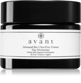 Avant Bio Activ+ Advanced Bio Ultra-Fine Texture Day Moisturiser crema de día hidratante  con efecto antiarrugas