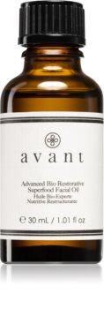 Avant Limited Edition Advanced Bio Restorative Superfood Facial Oil regeneráló olaj ránctalanító hatással