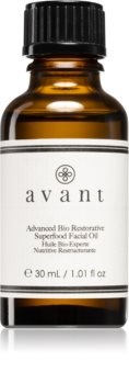 Avant Limited Edition Advanced Bio Restorative Superfood Facial Oil Regenerating Oil with Anti-Ageing Effect