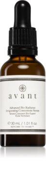 Avant Limited Edition Advanced Bio Radiance Invigorating Concentrate Serum koncentrált szérum az élénk és kisimított arcbőrért