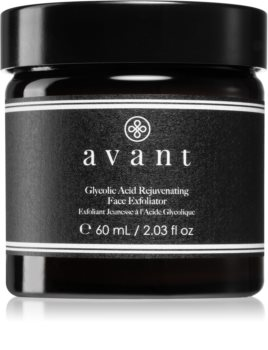 Avant Age Defy+ Glycolic Acid Rejuvenating Face Exfoliator revitalizačný peeling pre obnovu povrchu pleti