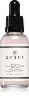Avant Age Nutri-Revive Age Prestige Antioxidising & Detoxifying Rose Serum ochranné detoxikační sérum