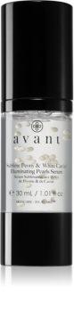 Avant Age Radiance Sublime Peony & White Caviar sérum iluminador para cerrar los poros y matificar la piel