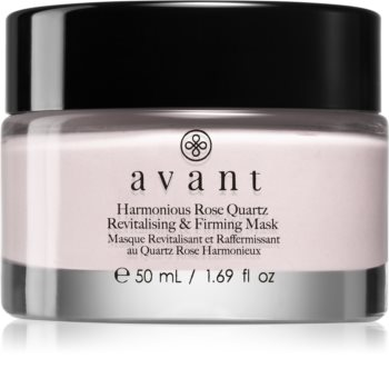 Avant Age Nutri-Revive Harmonious Rose Quartz Revitalising & Firming Mask Revitalizing Mask with Anti-Ageing Effect