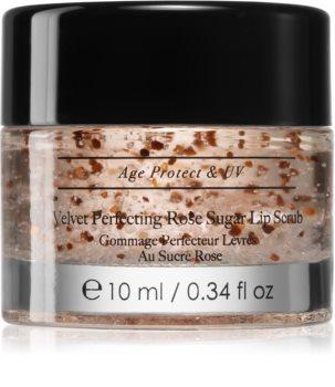 Avant Age Protect & UV Velvet Perfecting Rose Sugar Lip Scrub peeling na rty