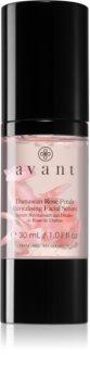 Avant Age Protect & UV Damascan Rose Petals оздоравливающая сыворотка для лица с экстрактом орхидеи