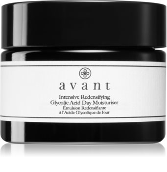 Avant Age Nutri-Revive Intensive Redensifying Glycolic Acid Day Moisturise Moisturising Cream For Contour Smoothing