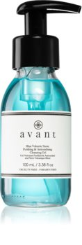 Avant Age Radiance Blue Volcanic Stone Purifying & Antioxidising Cleansing Ge Cleansing Gel with Detoxifying Effect