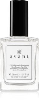 Avant Age Radiance energetyzująco-nawilżająca mgiełka do twarzy z wodą różaną