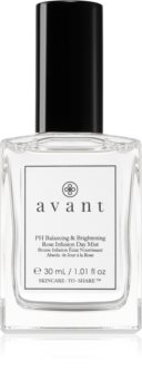 Avant Age Radiance PH Balancing & Brightening Rose Infusion Day Mist Energising Moisturising Mist with rose water